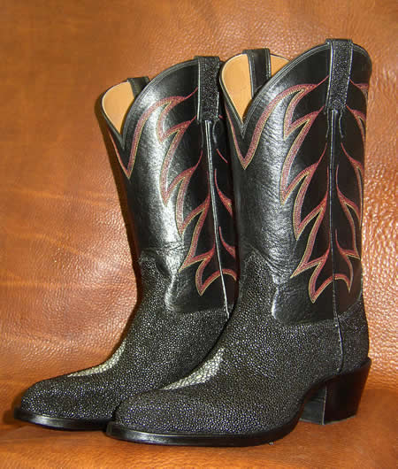 Dgray-man cosplay zipper boots custom made-2
